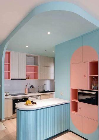 70平米宜家风格厨房效果图
