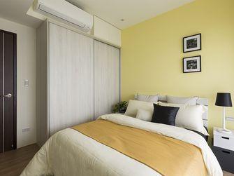 80平米欧式风格卧室背景墙设计图