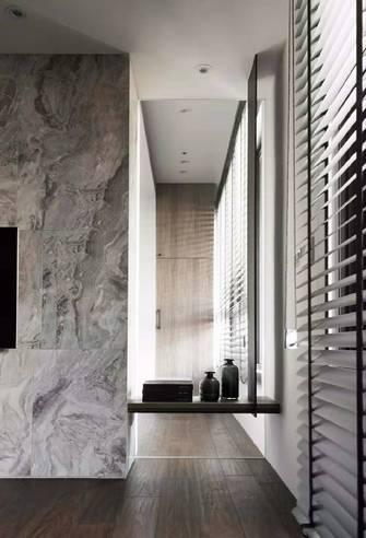 90平米田园风格走廊装修效果图