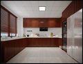 140平米别墅新古典风格厨房装修案例