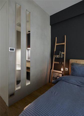 80平米三室两厅日式风格卧室图片大全