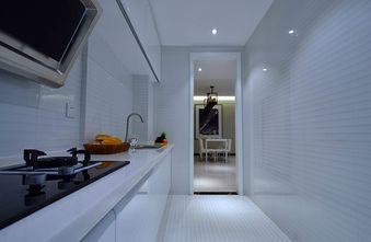 70平米公寓现代简约风格厨房图
