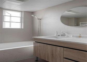 100平米四室一厅北欧风格卫生间装修案例