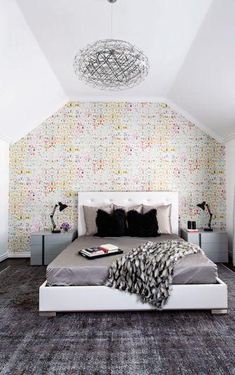 70平米欧式风格卧室图片大全