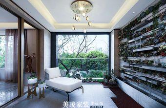140平米四室两厅混搭风格阳光房装修效果图