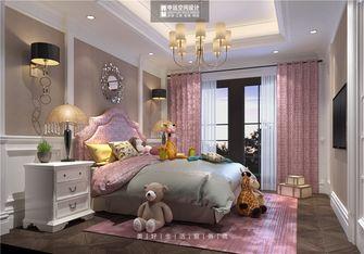 140平米别墅美式风格儿童房装修效果图