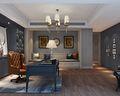 140平米四室一厅东南亚风格客厅装修案例