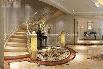 100平米三室两厅欧式风格楼梯间效果图