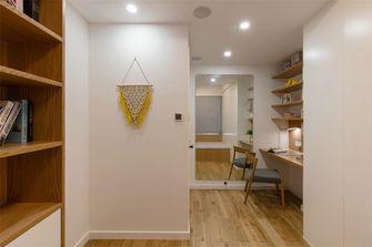 80平米三室两厅日式风格衣帽间图片