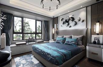 130平米三新古典风格卧室效果图
