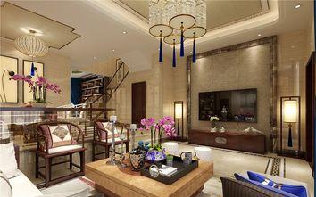 豪华型140平米四室三厅地中海风格影音室欣赏图