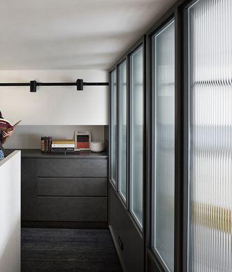 60平米现代简约风格阁楼设计图