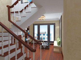 富裕型140平米复式北欧风格楼梯效果图