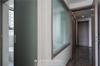140平米三室一厅日式风格走廊装修图片大全