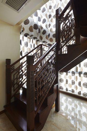 30平米以下超小户型中式风格楼梯欣赏图