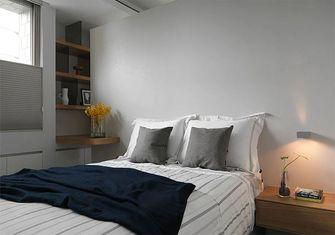 130平米三室两厅日式风格卧室装修图片大全