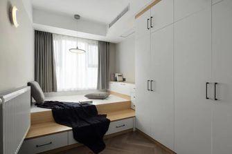 140平米四室一厅北欧风格卧室效果图