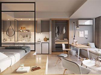 50平米公寓宜家风格客厅图片