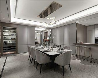 140平米四室两厅英伦风格餐厅图片大全