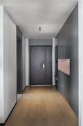 120平米三北欧风格走廊图片