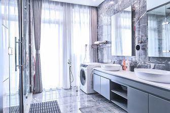 140平米三室五厅现代简约风格卫生间装修案例