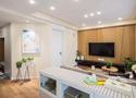 50平米公寓宜家风格客厅图片大全