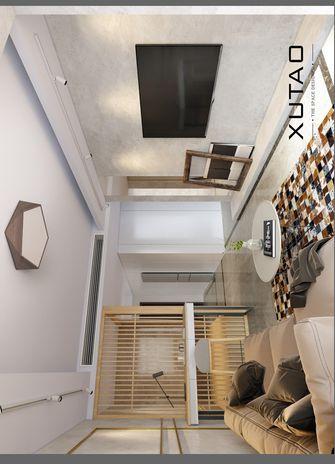 60平米公寓地中海风格客厅装修案例