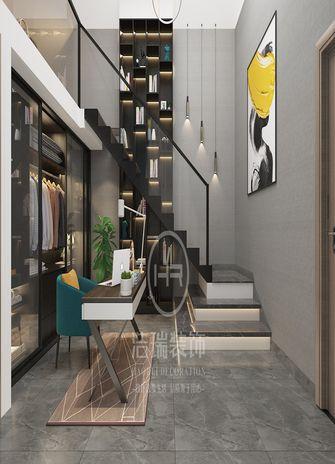 140平米三现代简约风格书房装修图片大全