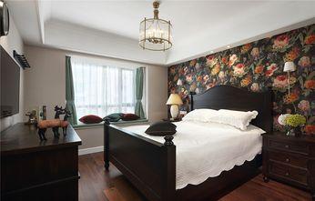 110平米三新古典风格卧室图片大全