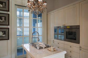 80平米新古典风格厨房欣赏图