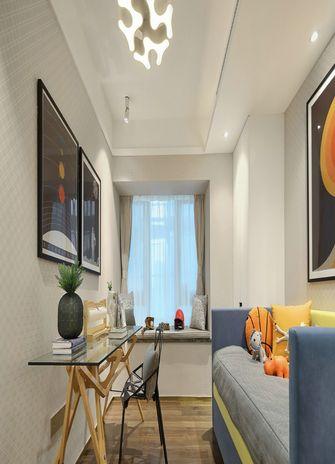 100平米三室一厅其他风格阳光房效果图