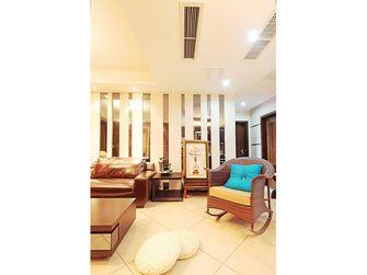 10-15万100平米三室一厅东南亚风格阳台图