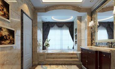 140平米四室三厅欧式风格卫生间欣赏图