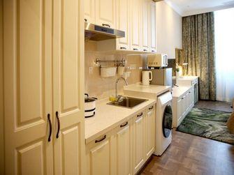 140平米美式风格厨房装修效果图