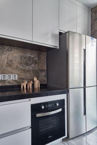 140平米四室两厅现代简约风格厨房图