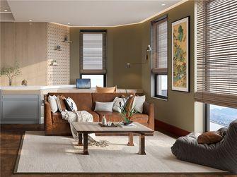 100平米三新古典风格客厅装修效果图