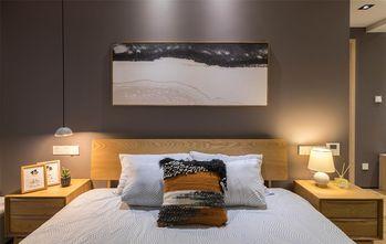 70平米三室一厅宜家风格卧室装修效果图