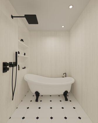 90平米法式风格卫生间装修案例