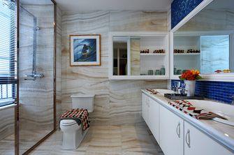 140平米四室两厅新古典风格卫生间图