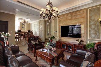 60平米一室一厅美式风格客厅图片大全