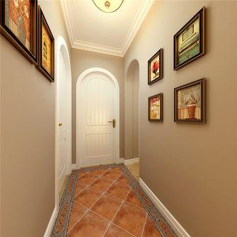 140平米三室一厅其他风格走廊效果图