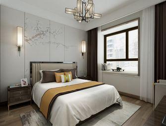 130平米三室两厅美式风格卧室效果图