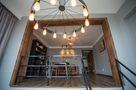 富裕型140平米复式美式风格楼梯图片大全