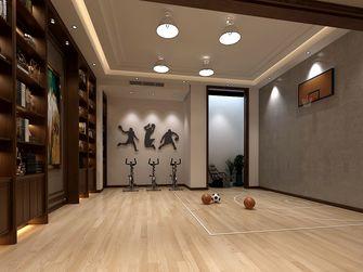 130平米四欧式风格健身室图片