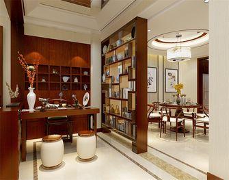140平米复式中式风格书房效果图