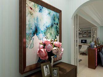 140平米三室一厅地中海风格走廊设计图