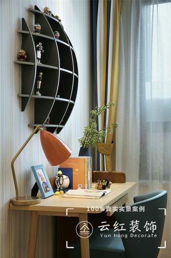 140平米复式现代简约风格阳光房装修案例