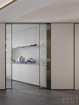 140平米四新古典风格厨房装修图片大全
