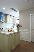 豪华型140平米别墅美式风格厨房装修图片大全