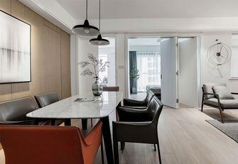 110平米四室四厅美式风格餐厅装修效果图